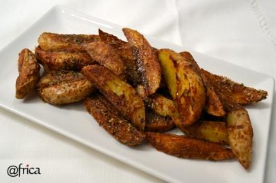 Patatas Luxe o gajo