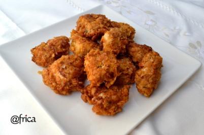 Palomitas de pollo blog